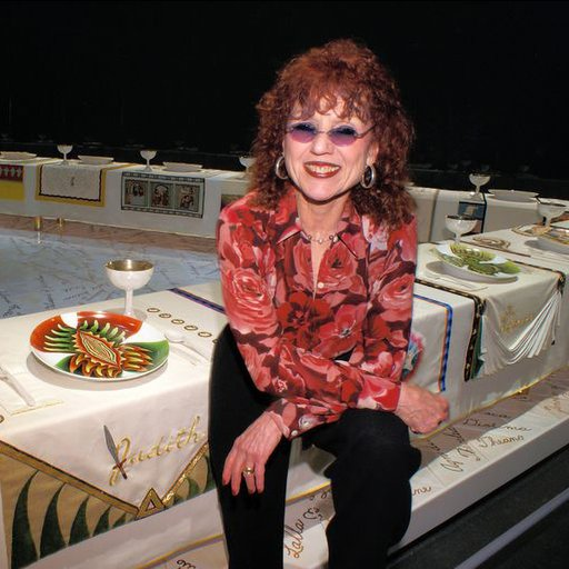 Labia and Lotuses: Who is Feminist Artist Judy Chicago?
