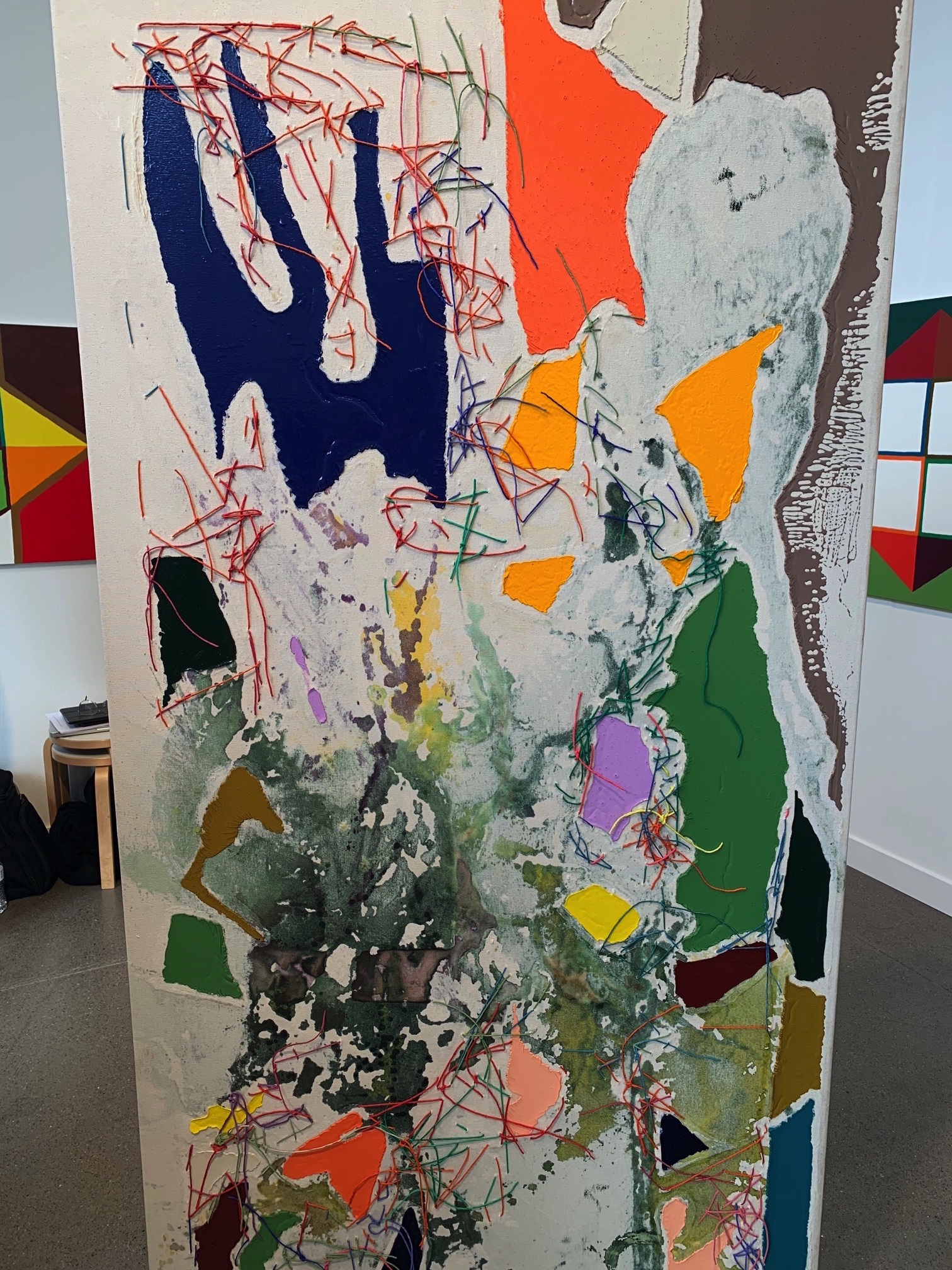 15 Must See Textile Based Artworks at Independent 15   Art for ...