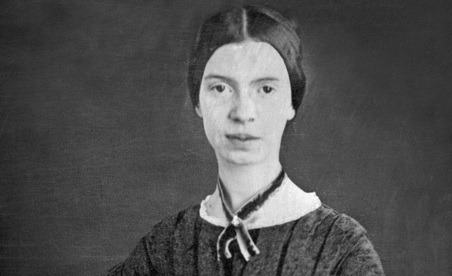 The Missing Link Between Art and Poetry: Emily Dickinson