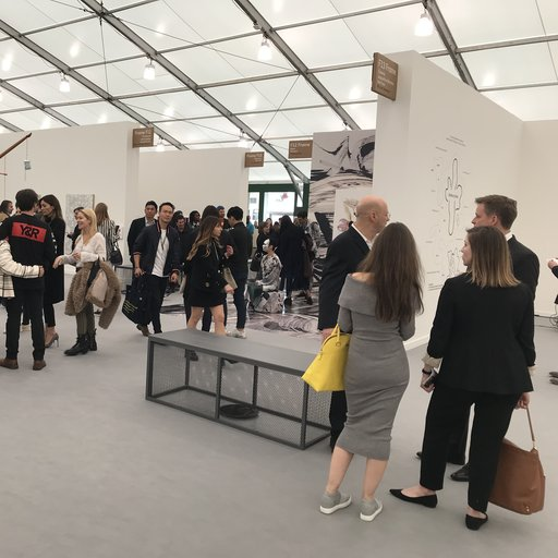 "At Frieze, Galleries Are ""Risking it"" with Newly Represented Artists: Here Are 7 Highlights"