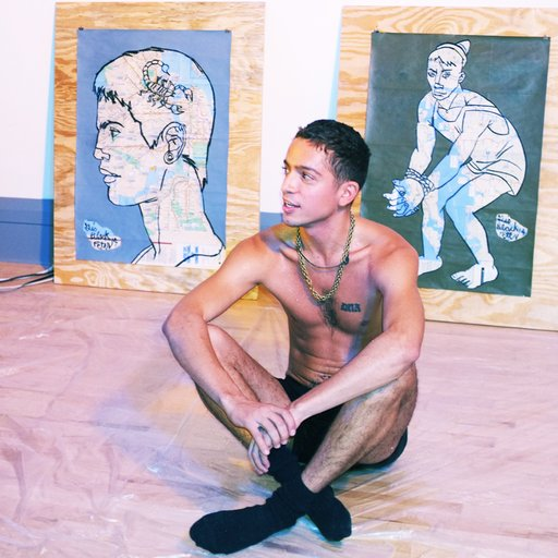 Artist Gio Black Peter on Uncensoring Queer Lifestyles