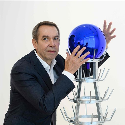 Jeff Koons Interviewed by Massimiliano Gioni
