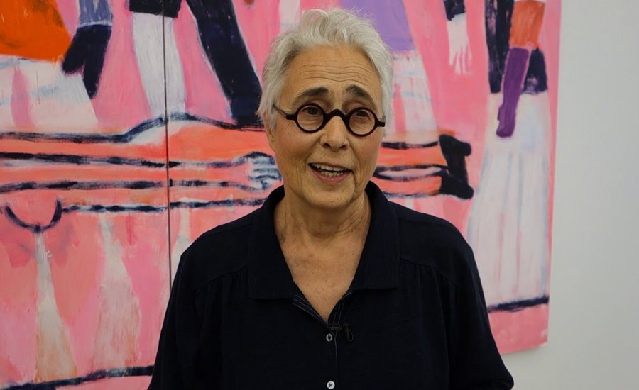 """I'm not going to fool around"": An Interview with Painter Katherine Bradford"