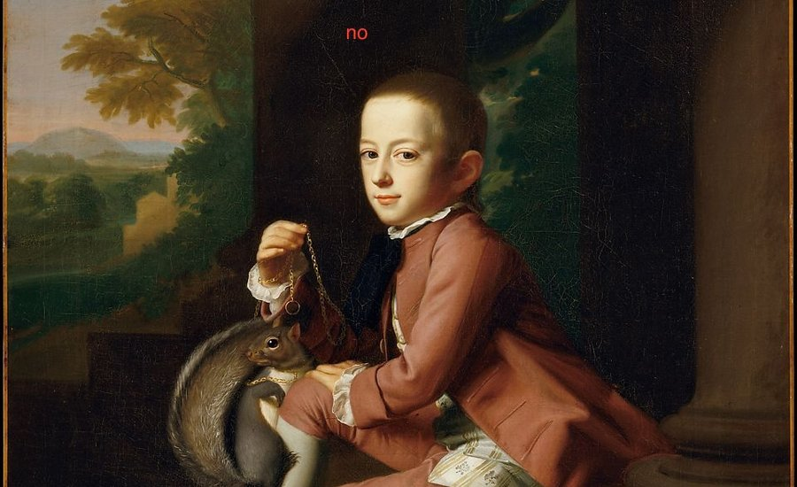 7 Times John Singleton Copley Didn't Understand How Bodies Worked