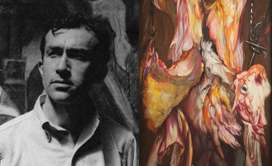 Hyman Bloom: The Best Abstract Expressionist You Never Heard Of