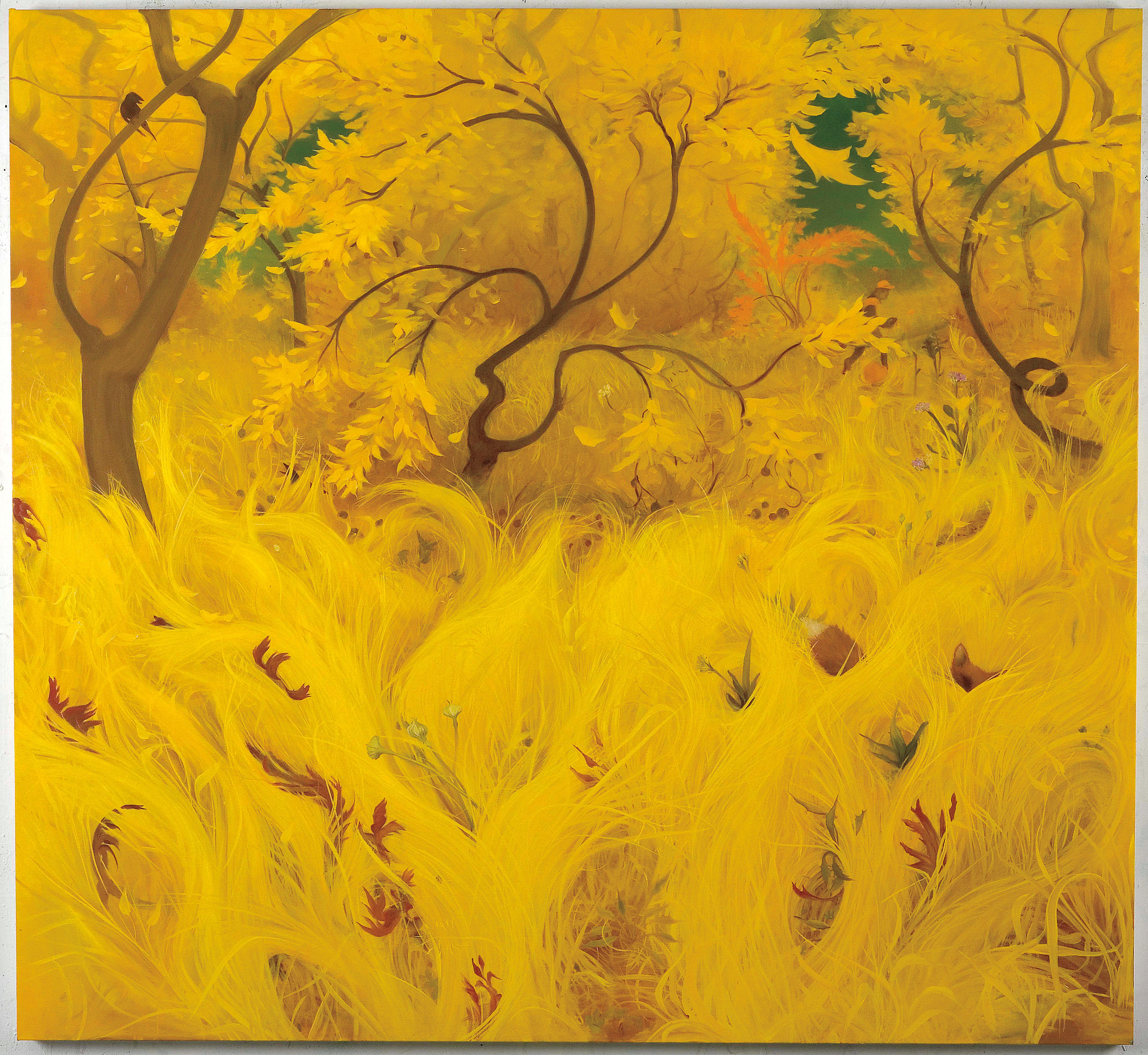 8 Contemporary Landscape Painters Pushing The Genre Forward Art For Sale Artspace