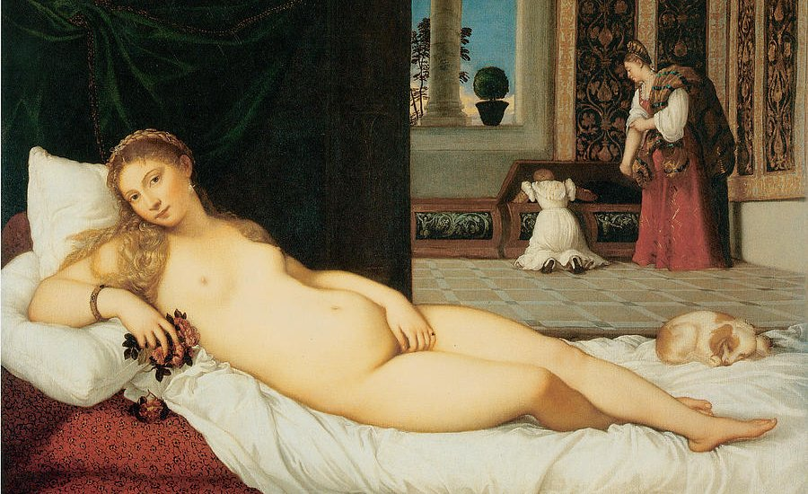 Renaissance Porn: A Brief History of the European Erotic Nude