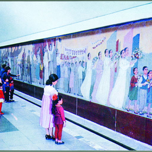 8 Never-Before-Seen Graphics from Everyday Life in North Korea