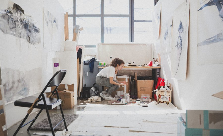 Meet Some of Pratt Institute's Most Talented Artists (And Browse the Online Exhibition)