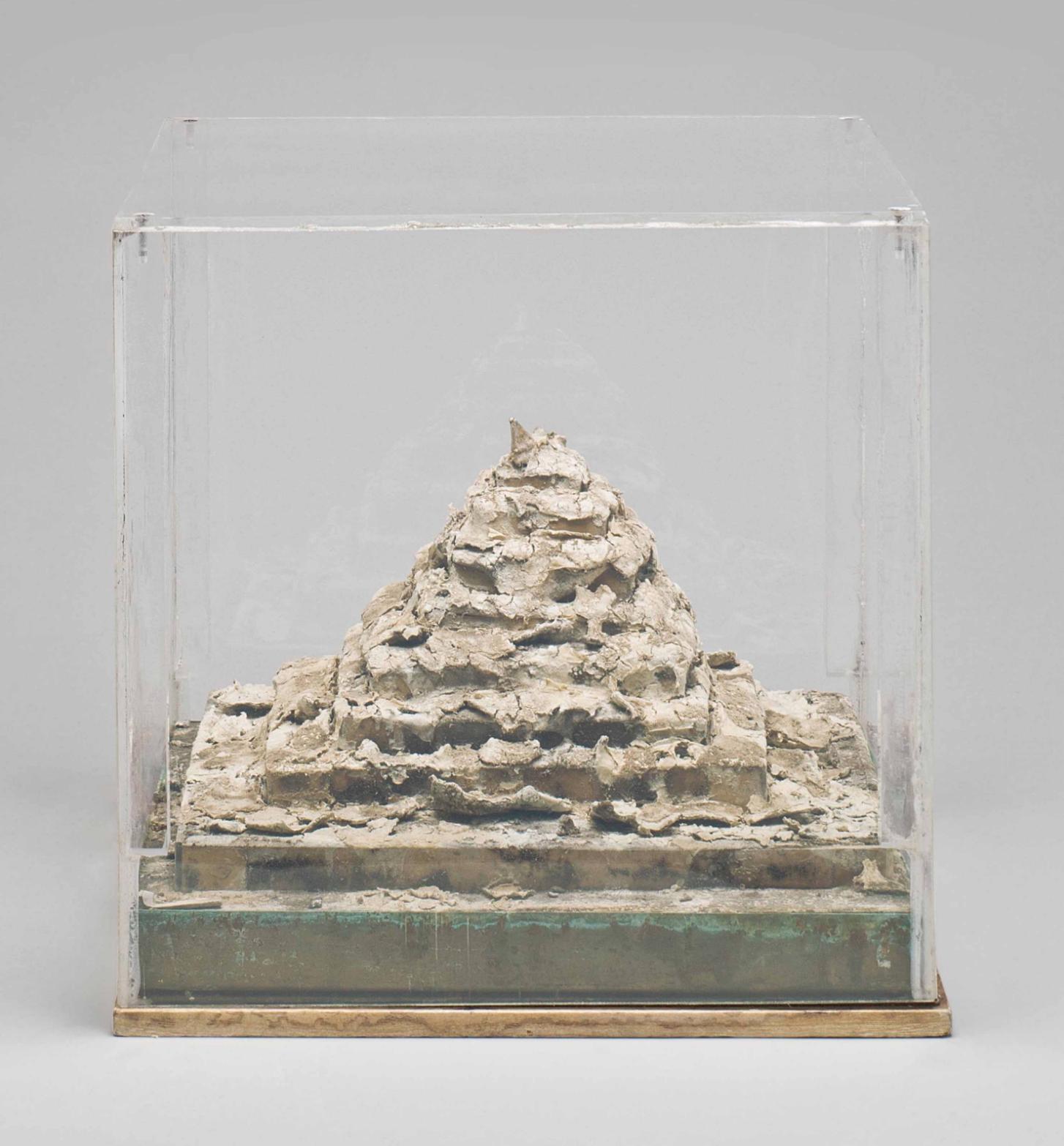 Дитер Рот, В море, гора Молд, 1969