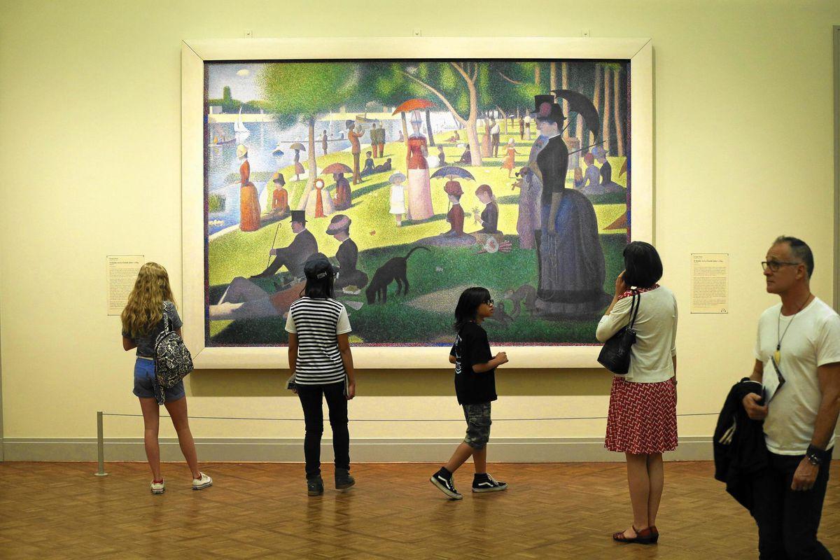 Best Modern Art Galleries In The World