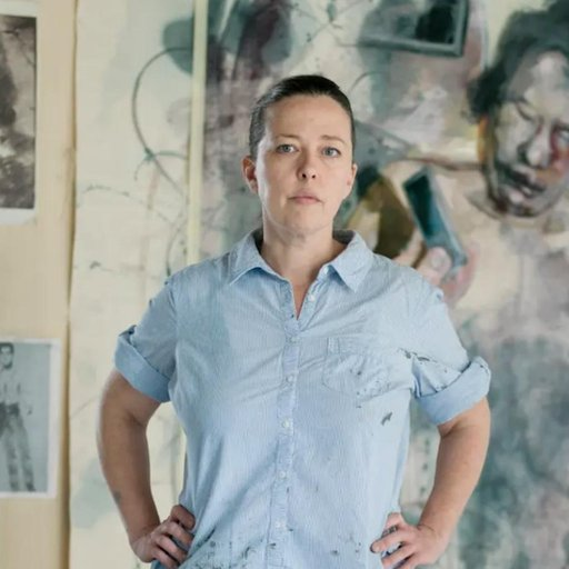 Great Women Artists: Jenny Saville