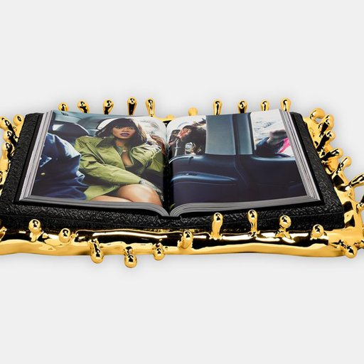 The Haas Brothers on their Limited Edition Bookstands for Rihanna's Stunning New Book