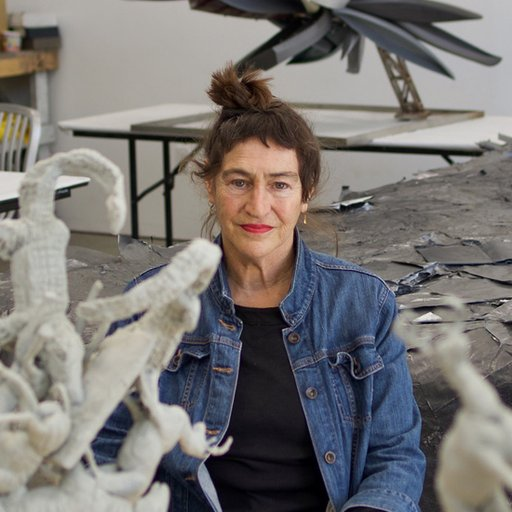 A Q&A with Nancy Rubins: A Great Woman Artist