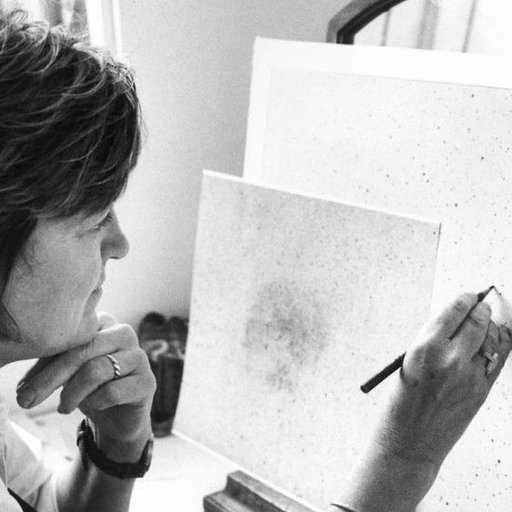 Critic Calvin Tomkins on Vija Celmins (And Her Cat)
