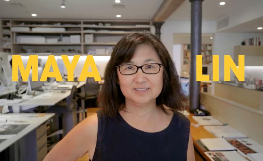 Video: A Studio Visit With Maya Lin