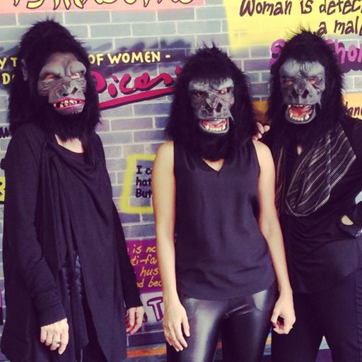 """Giving the art world hell since 1985"": An Interview with the Guerrilla Girls"