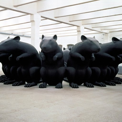 Year of the Rat: 7 Contemporary Artworks Depicting The Revolting Rodent
