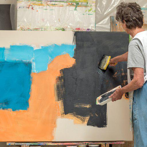 What Annabel Andrews Thinks About When She's Painting