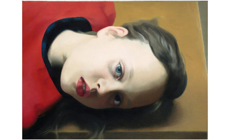 ANATOMY OF AN ARTWORK 'Betty, 1977' by Gerhard Richter