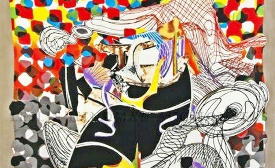 What To Say About Your New Frank Stella Print Art For Sale Artspace