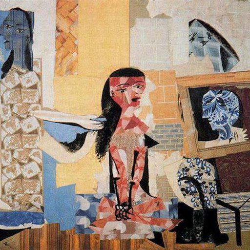 article title: ANATOMY OF AN ARTWORK 'Women at Their Toilette' 1938, by Picasso