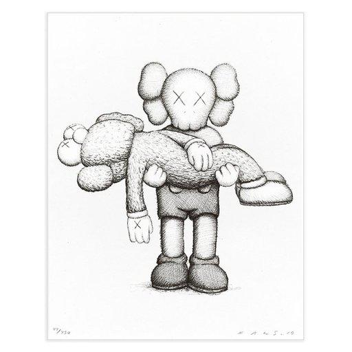 What to Say About Your New KAWS Print (or Sculpture)