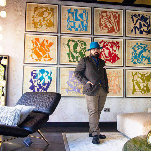 Come On A Virtual Studio Visit With Hormazd Narielwalla