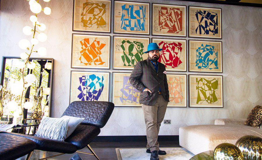 Come On Our Virtual Studio Visit With Hormazd Narielwalla