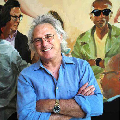 Eric Fischl on Art School and His New Artspace Print