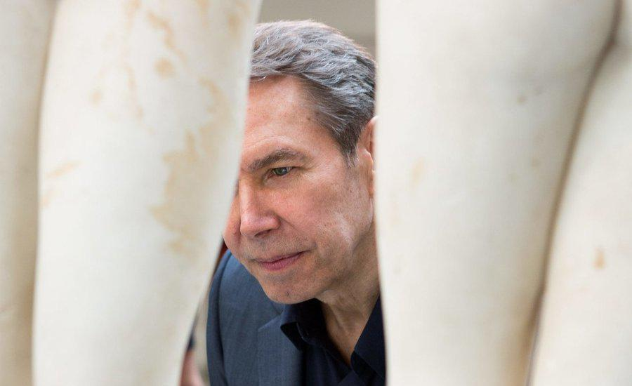 Jeff Koons on Desire, Beauty, the Vastness of the Universe, and the Intimacy of Right Here, Right Now