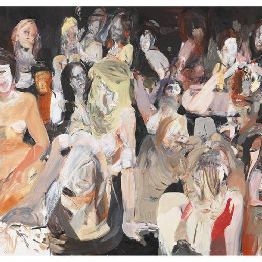 What to Say About Your New Cecily Brown Print