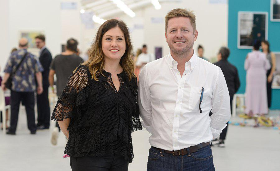 UNTITLED, ART's Jeffrey Lawson and Manuela Mozo on How This Year's Fair Went High-Tech