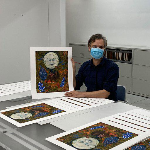 INTERVIEW: Marcel Dzama on Goya, Ghost Rabbits, And His New Artspace Edition The illumination of ...
