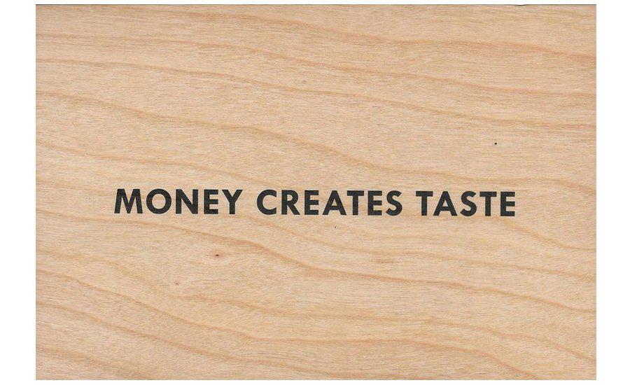The Artspace Group Show: Money