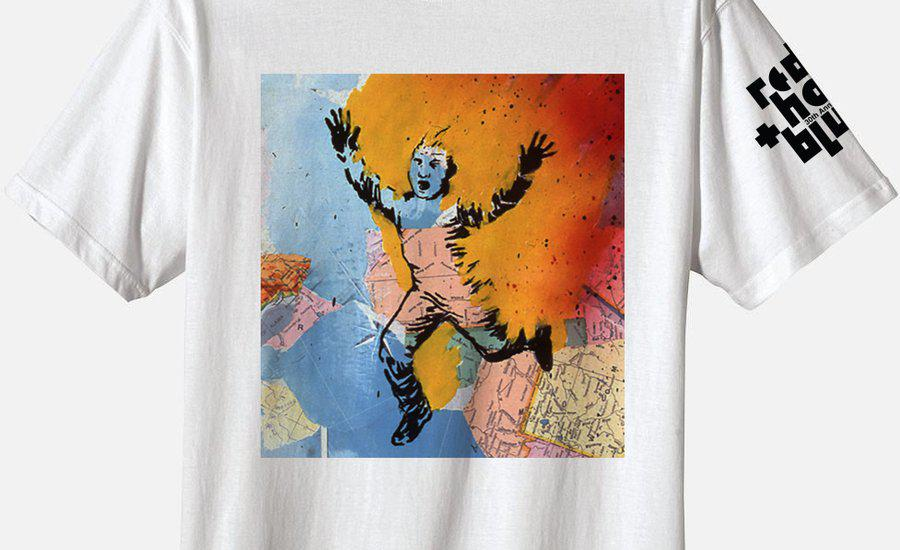 Red Hot founder John Carlin Talks About AIDS, the Art World of the 80s and Reimagining David Wojnarowicz and Jenny Holzer's Iconic T-shirts for a New Age