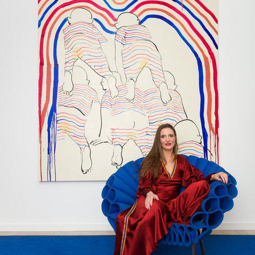 The Artspace Art for Life Interview with Pilar Corrias