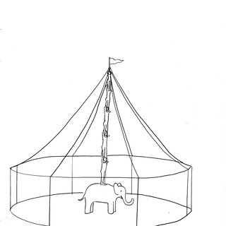 Adam Thompson, Untitled - Circus Tent
