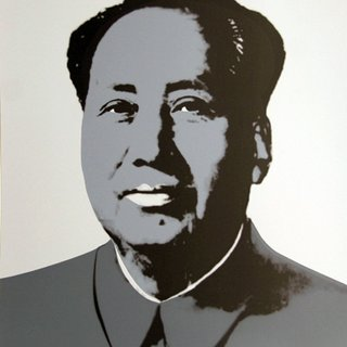 Mao (Gray) art for sale