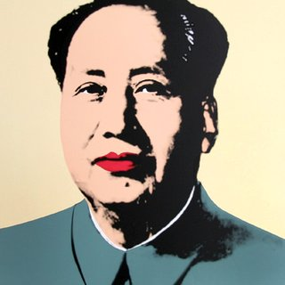 Mao (Yellow) art for sale
