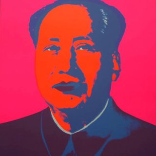 Mao (Pink) art for sale