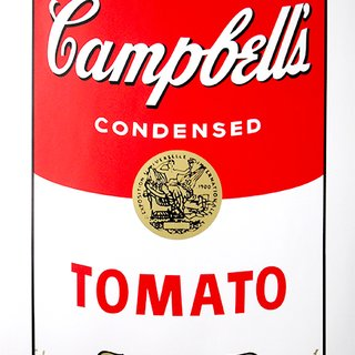 Campbell's Soup - Tomato art for sale