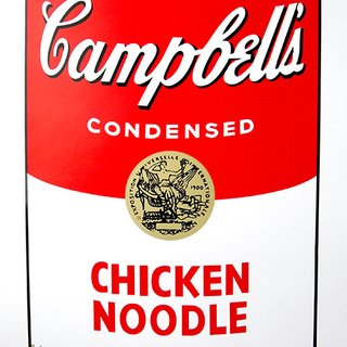 Campbell's Soup - Chicken Noodle art for sale