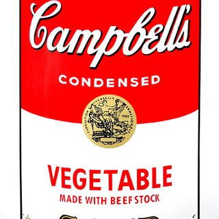 Campbell's Soup - Vegetable art for sale