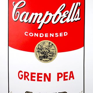 Campbell's Soup - Green Pea art for sale