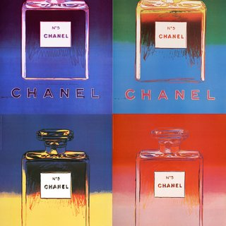 Chanel No. 5 (Set of Four) art for sale