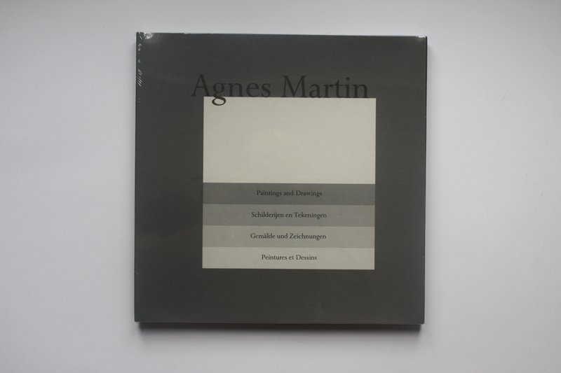 Agnes Martin, Paintings and Drawings: Stedelijk Museum Portfolio -