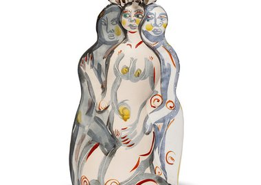 work by Akio Takamori - Untitled Nudes