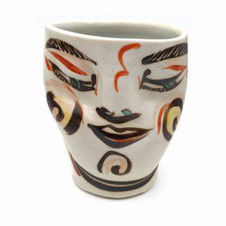 Cup V art for sale