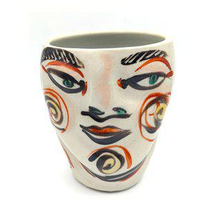 Cup X art for sale